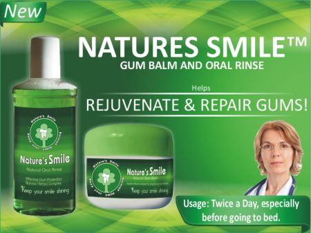 reverse gum disease at home