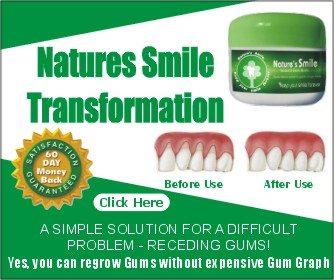 Reverse Receding Gums At Home naturally